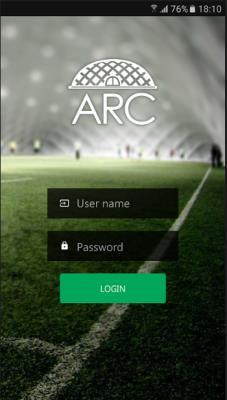 ARC app